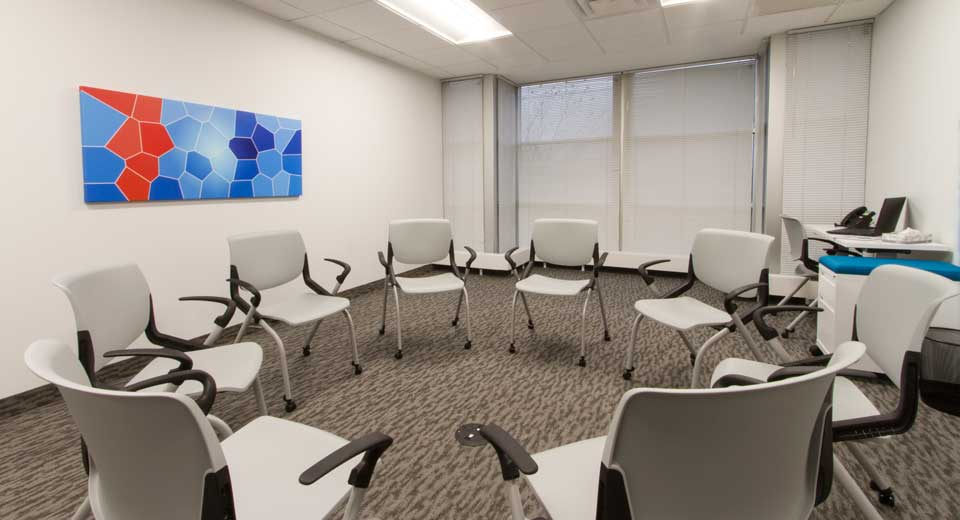 Shared Offices- Group Therapy Room