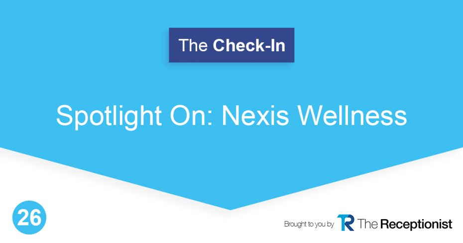 Nexis Founder and CEO featured on The Check In Podcast - Discusses Co-Working, HIPAA
